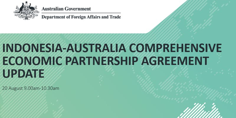 AIBC QLD: IA-CEPA Briefing with DFAT